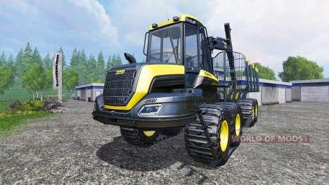 PONSSE Buffalo [autoload] v2.0 для Farming Simulator 2015