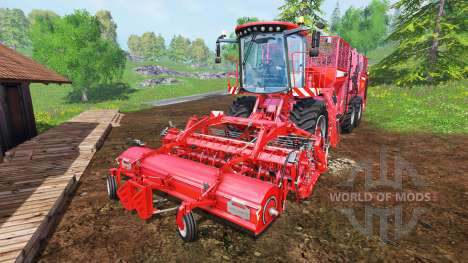 Holmer Terra Dos T4-40 для Farming Simulator 2015