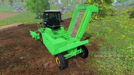 СПС-4.2А v3.31 для Farming Simulator 2015
