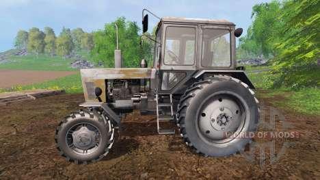 МТЗ-102 [турбо] для Farming Simulator 2015
