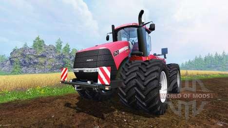 Case IH Steiger 620 v1.1 для Farming Simulator 2015