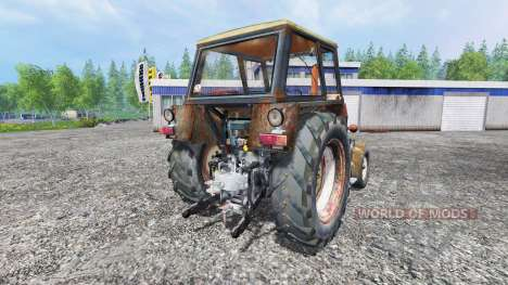 Ursus C-385 для Farming Simulator 2015