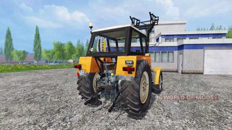 Ursus 914 Turbo [zolte] для Farming Simulator 2015