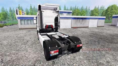 Renault Premium 460 для Farming Simulator 2015