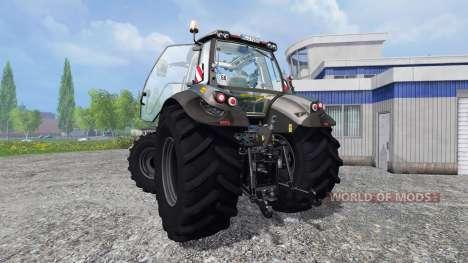 Deutz-Fahr Agrotron 7250 Warrior v4.1 для Farming Simulator 2015