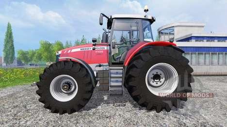 Massey Ferguson 7726 [washable] для Farming Simulator 2015