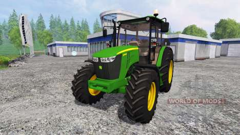 John Deere 5085M [washable] для Farming Simulator 2015