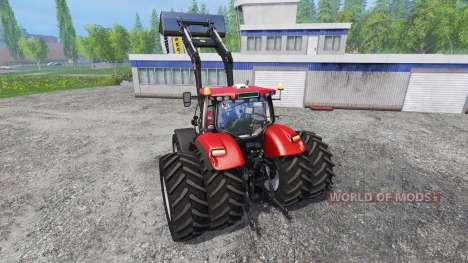 Case IH Puma CVX 165 FL v1.5 для Farming Simulator 2015