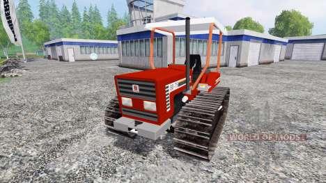 Fiat 80-75 для Farming Simulator 2015