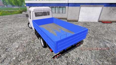 ГАЗ-331043 Валдай для Farming Simulator 2015