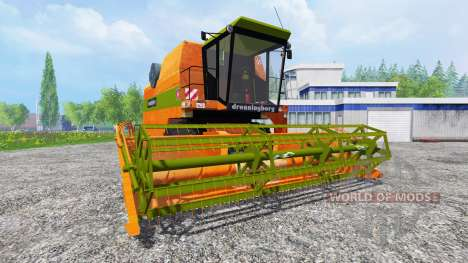 Dronningborg D7500 v2.2 для Farming Simulator 2015
