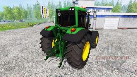 John Deere 6620 v3.0 для Farming Simulator 2015