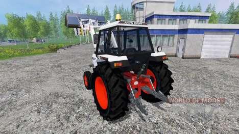 David Brown 1490 2WD FL для Farming Simulator 2015