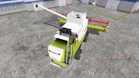 CLAAS Lexion 580 v1.6 для Farming Simulator 2015