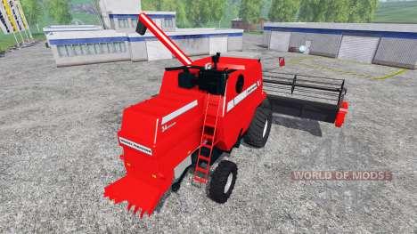 Massey Ferguson 34 для Farming Simulator 2015