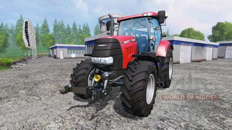 Case IH Puma CVX 160 для Farming Simulator 2015