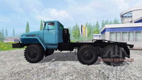 Урал-4320-1921-60М v0.5 для Farming Simulator 2015