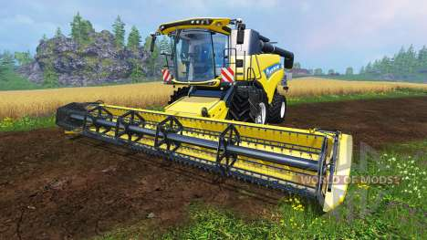 New Holland CR9.80 для Farming Simulator 2015