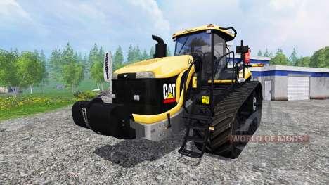 Caterpillar Challenger MT865B v1.3 для Farming Simulator 2015