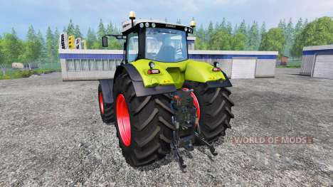 CLAAS Axion 950 Pro для Farming Simulator 2015