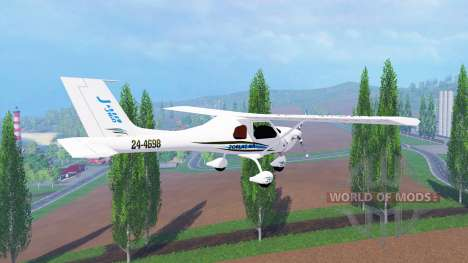Jabiru J430 для Farming Simulator 2015