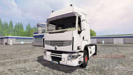 Renault Premium 460 v2.0 для Farming Simulator 2015