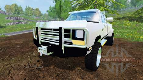 Dodge Power Ram W350 для Farming Simulator 2015