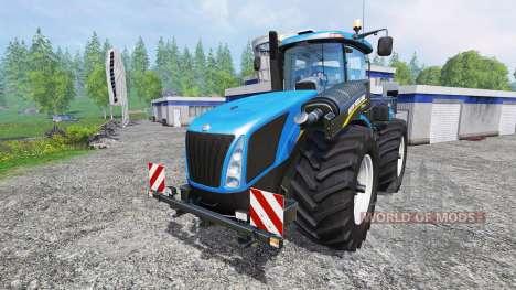 New Holland T9.560 [real engine] для Farming Simulator 2015
