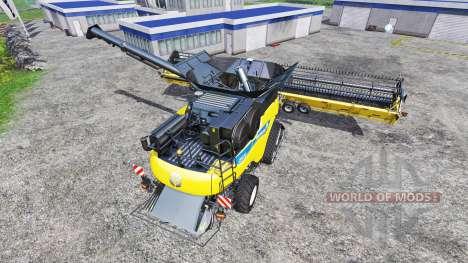 New Holland CR10.90 [real engine] для Farming Simulator 2015