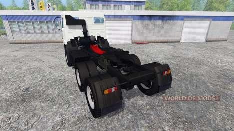 КамАЗ-65116 для Farming Simulator 2015