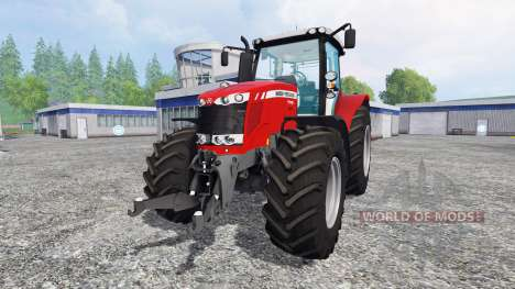 Massey Ferguson 7718 для Farming Simulator 2015