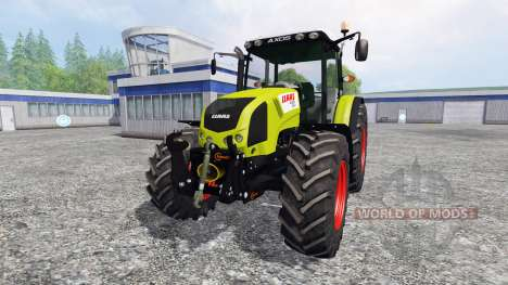 CLAAS Axos 330 для Farming Simulator 2015