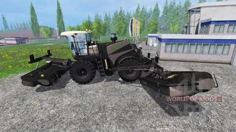 Krone Big M 500 [black] v1.2 для Farming Simulator 2015