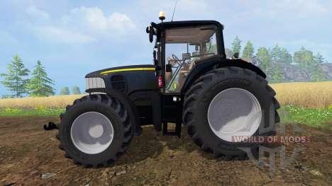 John Deere 7530 Premium [black] v1.1 для Farming Simulator 2015