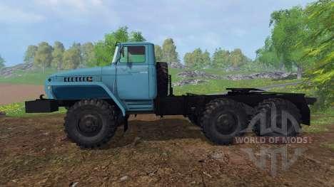 Урал-4320-1921-60М v1.0 для Farming Simulator 2015