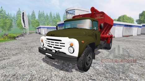 ЗиЛ-130 ЗСК-100 для Farming Simulator 2015