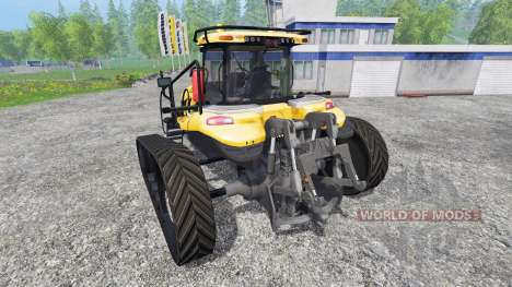Caterpillar Challenger MT865B [Row Trac] v2.0 для Farming Simulator 2015
