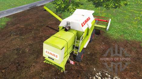 CLAAS Dominator 108SL [non-advanced] для Farming Simulator 2015
