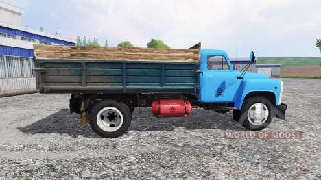 ГАЗ-53 v2.0 для Farming Simulator 2015