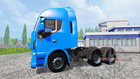 Iveco Stralis Hi-Way v1.5 для Farming Simulator 2015