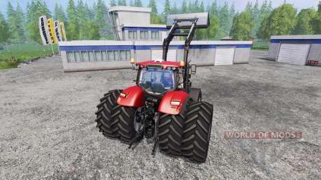 Case IH Puma CVX 240 FL v1.5 для Farming Simulator 2015
