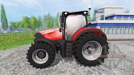 Case IH Optum CVX 300 v1.5.4 для Farming Simulator 2015