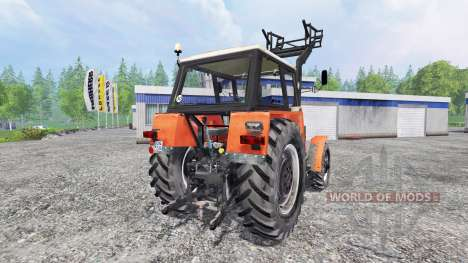 Ursus 1014 [czerwone] для Farming Simulator 2015