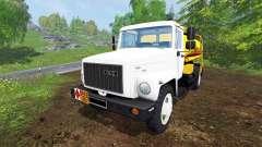 ГАЗ-САЗ-35071 [бензовоз]