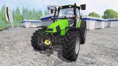 Deutz-Fahr Agrotron 120 Mk3 FL [washable] для Farming Simulator 2015