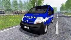 Renault Trafic Gendarmerie