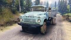ГАЗ-52 4x4 v2.0 для Spin Tires