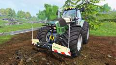Deutz-Fahr Agrotron 7250 Warrior v9.0
