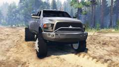 Dodge Ram 3500 Mall Crawler для Spin Tires