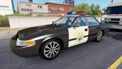 California Highway Patrol для American Truck Simulator